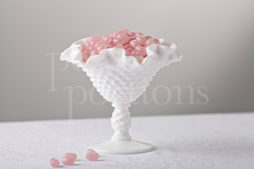 Compotes & Bowls - Hobnail Stemmed Compote-Small