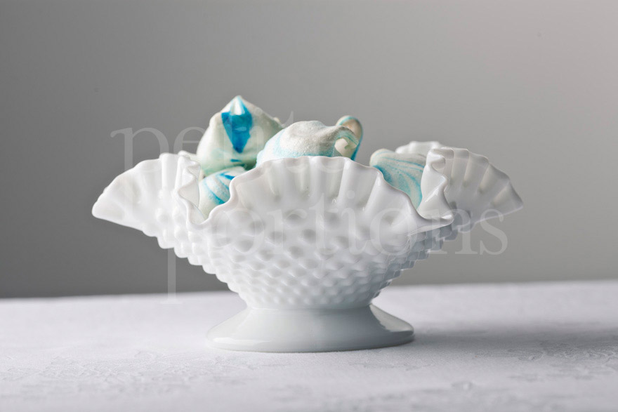 Compotes & Bowls - Hobnail Open Compote