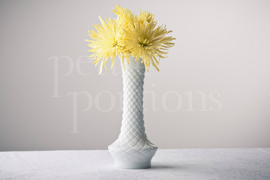 Vases - Diamond Skirt Bud Vase